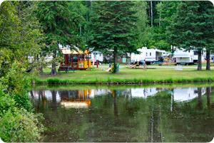 Saint-Modeste - Camping