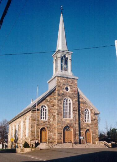 Saint-Modeste - Église