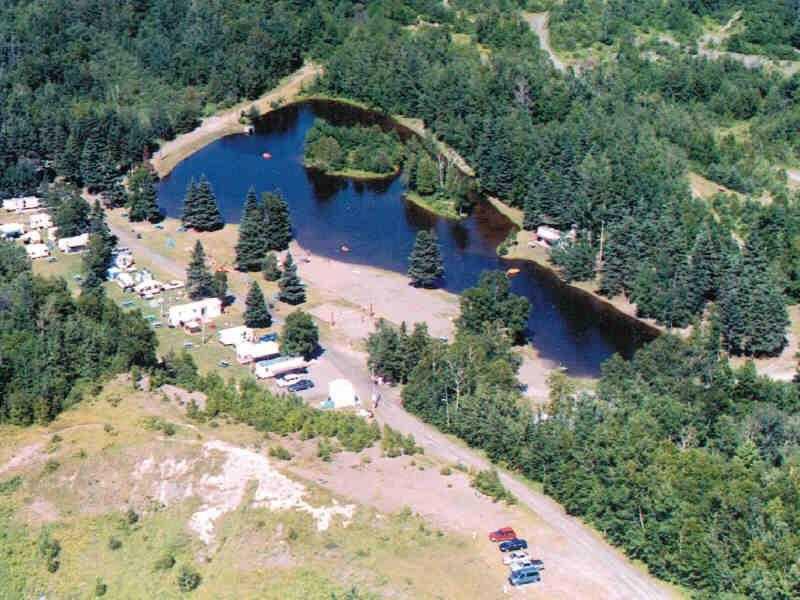 Camping Saint-Modeste (vue)