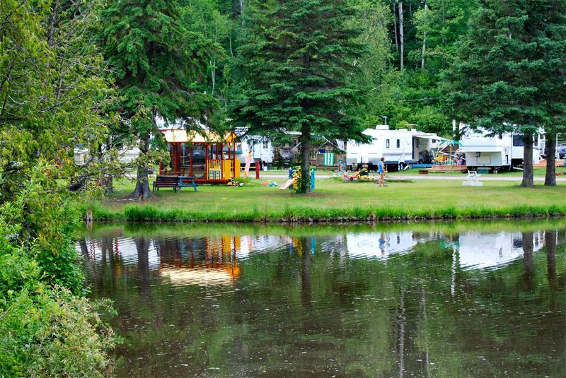 Camping Saint-Modeste